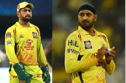 Ipl 2020 Harbhajan Singh Mercilessly Trolled By Netizens After His Indirect Dig At Ms Dhoni S Age