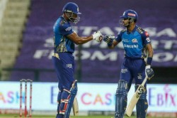 Ipl 2020 Rr Vs Mi Mumbai Indians Have Won The Toss And Have Opted To Bat