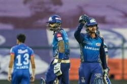 Ipl2020 Mivsdc Mumbaiindians Beat Delhicapital By 5 Wickets
