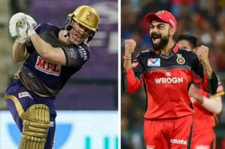 Ipl 2020 Kkr Vs Rcb Kolkata Knight Riders Have Won The Toss And Have Opted To Bat