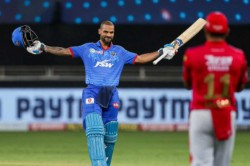 Ipl 2020 Shikhar Dhawan Becomes First Player To Register Consecutive Centuries In The History