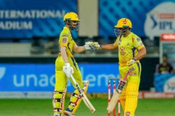 Ipl 2020 Kxip Vs Csk Chennai End Punjab S Play Off Hope After Thumping 9 Wicket Win