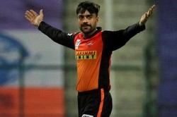 Srh Vs Dc Rashid Khan Bowls Most Dot Balls In An Innings In Ipl