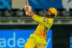 Ipl 2020 Sakshi Dhoni Reacts To Csk S Ravindra Jadeja S Winning Shot Against Kkr