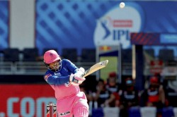 Ipl 2020 Rr Vs Rcb Steve Smith Robin Uthappa Propel Rajasthan To 177 For