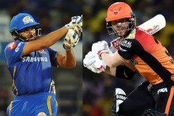 Ipl 2020 Mi Vs Srh Mumbai Indians Have Won The Toss And Have Opted To Bat