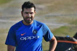 Bcci Source Says India Team Physio Wants 2 3 Weeks Rest For Rohit Sharma