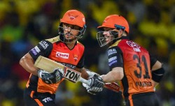 David Warner Domination On Rcb Continues 8th Ipl 50 By Srh Captian