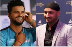 Suresh Raina And Harbhajan Singh Cant Contain Their Excitement As Csk Return To Winning Way In Ipl