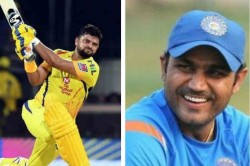 Virender Sehwag Birthday Suresh Raina Leads Wishes As Former India Batsman Turns