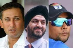 Ajit Agarkar Maninder Singh Chetan Sharma Ss Das In Fray For Team India Selector Job