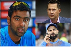 Dc Vs Rcb Ravichandran Ashwin Reveals Virat Kohli And Ricky Ponting Involved In Heated Discussion