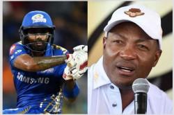 Brian Lara Says See No Reason Why Suryakumar Yadav Cant Be Part Of Indian Squad