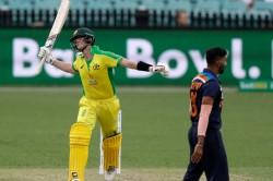 India Vs Australia 2nd Odi Steve Smith Hundred Glenn Maxwell Fifty Help Australia Post