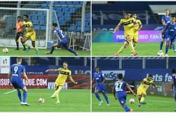 Isl 2020 21 Bengaluru Fc And Hyderabad Fc Match Draw With 0