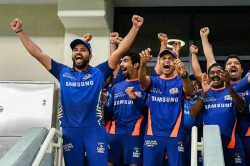Rohit Sharma Talks His Teammates In Dressing Room After Mumbai Indians Won 5th Ipl Title