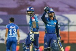 Ipl 2020 Final Mi Vs Dc Mumbai Indians Have Never Won A Title While Chasing