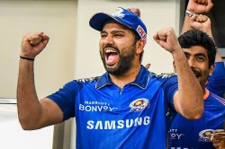 Ipl 2020 Rohit Sharma Says Lot Of Credit Goes To The People Who Worked Behind The Scenes