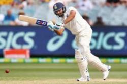 India Vs Australia Rohit Sharma Returned Home From Uae As His Father Tested Covid 19 Positive