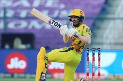 Ipl 2020 Csk Vs Kxip Faf Du Plessis Says Ruturaj Gaikwad Looks Like Young Virat Kohli