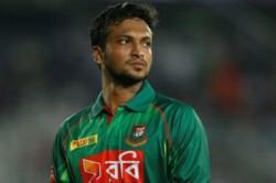 Bangladesh All Rounder Shakib Al Hasan Receives Death Threat On Facebook Live
