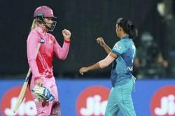 Women S T20 Challenge Final Radha Yadav S Fifer Restricts Trailblazers To