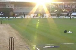 Sun Stops New Zealand Vs Pakistan 3rd T20i