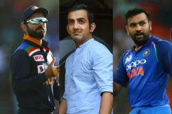 Gautam Gambhir Says The Head Coach Should Have Updated Virat Kohli On That Front