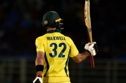 India Vs Australia Glenn Maxwell Says I Playing Switch Hit Shot With In The Laws Of The Game