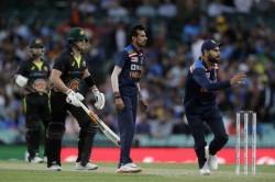 India Vs Australia 3rd T20i Mathew Wade Glenn Maxwell Propel Australia To