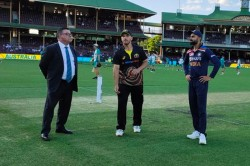 India Vs Australia 3rd T20i India Have Won The Toss And Have Opted To Field