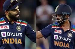 Icc T20 Rankings Virat Kohli Kl Rahul Jumps One Position After Series Win Over Australia
