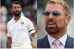India Vs Australia Shane Warne Caught Under Criticism After Referring Cheteshwar Pujara As Steve On