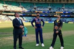 India Vs Australia 2nd T20i Virat Kohli Wins Toss And Choose Bowl Make 3 Changes No Aaron Finch