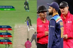 Ind Vs Aus Virat Kohli Engages In A Heated Interaction With Umpires After India Is Denied A Drs