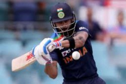 Kl Rahul Out For 51 As India Stutter In Canberra