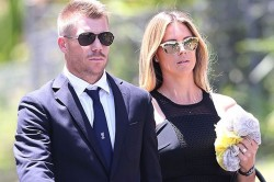 Candice Warner Says A Marathon Session Was To Blame For Her Husband Davids Groin Injury