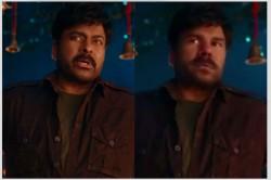 David Warner Imitates Megastar Chiranjeevis Upcoming Movie Acharya Teaser
