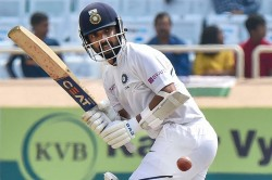 Ajinkya Rahane Says Whatever Happened Is History Now The Next Series Is My Only Focus Now
