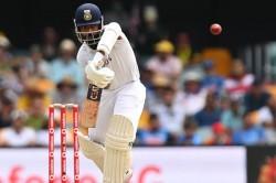India Vs Australia Mayank Agarwal Solid But India Lose Pujara Rahane Before Lunch