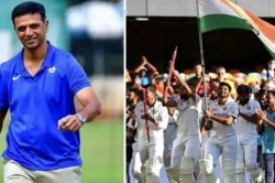 Rahul Dravid Trends After Rishabh Pant Shubman Gill Help India Beat Australia At Gabba