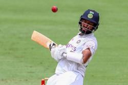 Brisbane Test Cheteshwar Pujara Hits Slowest Fifty In His Test Career