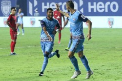 Isl 2020 21 Northeast United Beat Jamshedpur Fc