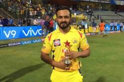 Ipl 2021 Chennai Super Kings All Set To Release Kedar Jadhav