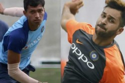 India Vs Australia Shardul Thakur And Navdeep Saini To Battle It Out For The Third Pacer S Slot In