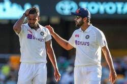 T Natarajan Records 2nd Best Figures For Team Indian Left Arm Pacer On Debut
