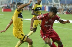 Isl 2020 21 Halicharan Narzary Cole Alexander Score As Hyderabad Fc Vs Odisha Fc Ends 1