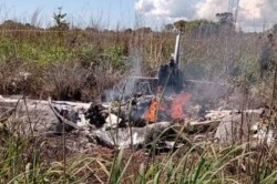 Football Players Killed In Brazil Plane Crash