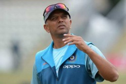 Rahul Dravid Says The Boys Deserve All The Praise I Am Getting Unnecessary Credit