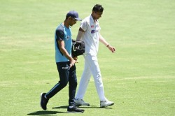 Watch Rohit Sharma Steps In To Bowl After Injury Concerns For Navdeep Saini